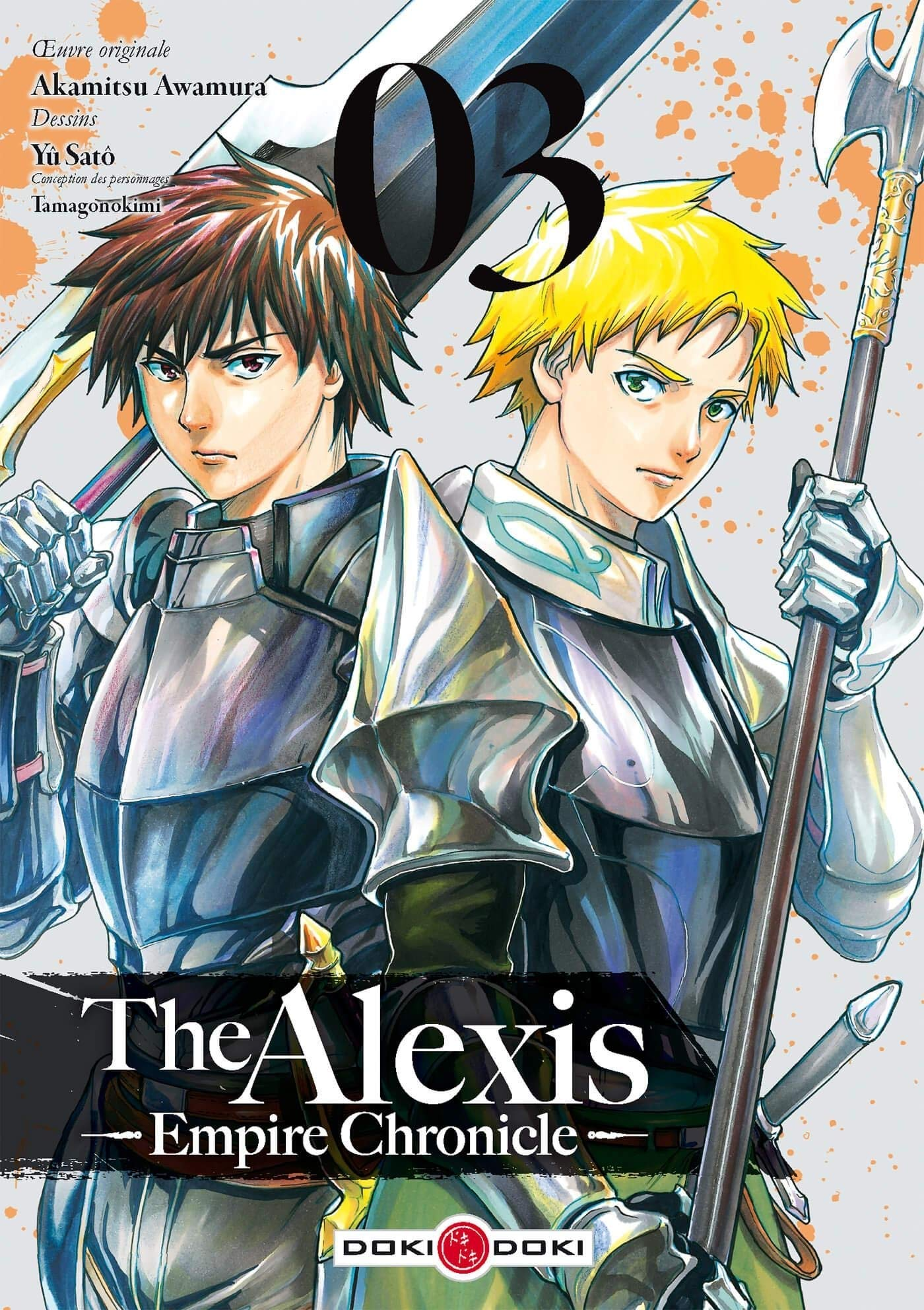 The Alexis Empire Chronicle 3