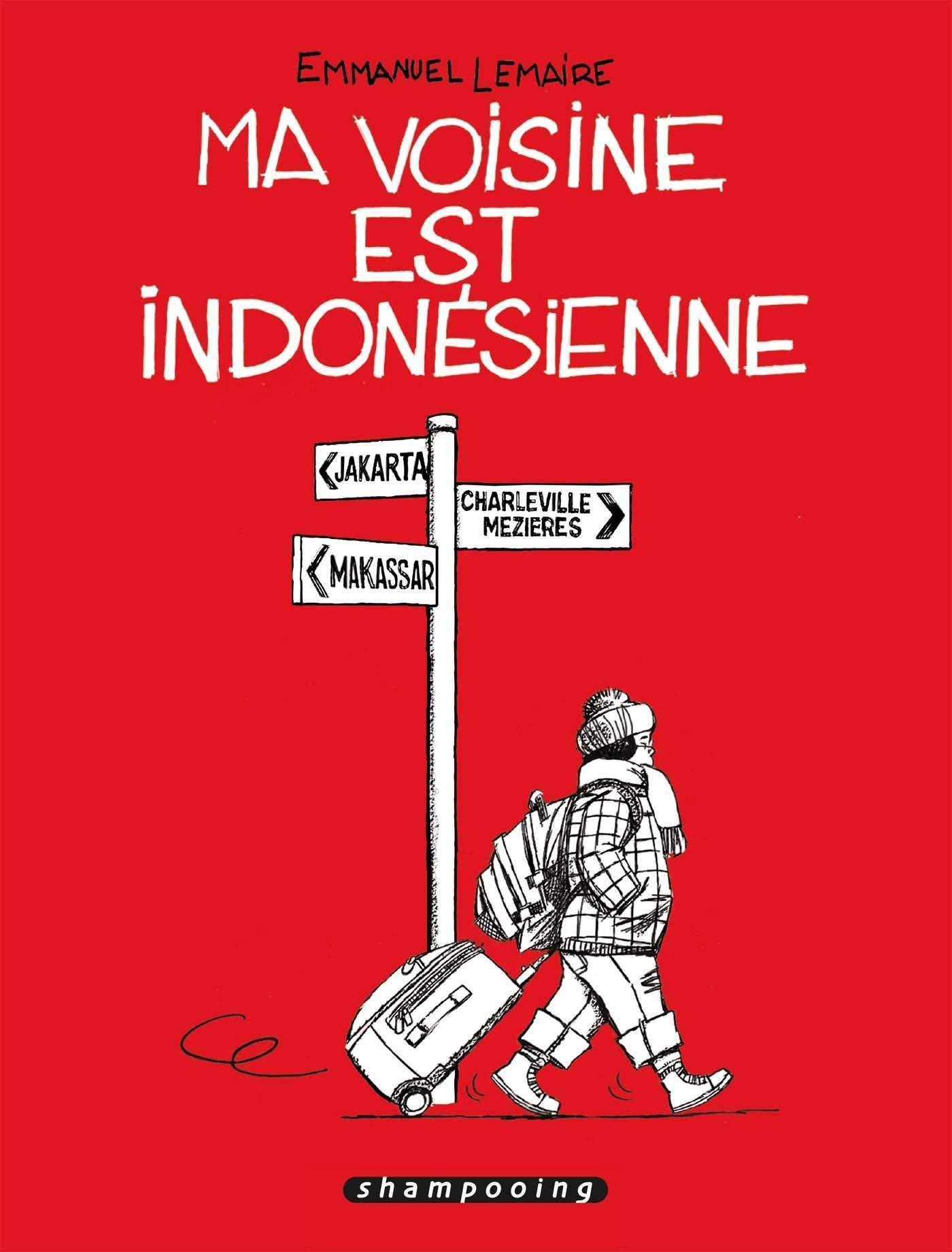 Ma voisine est Indonésienne 1