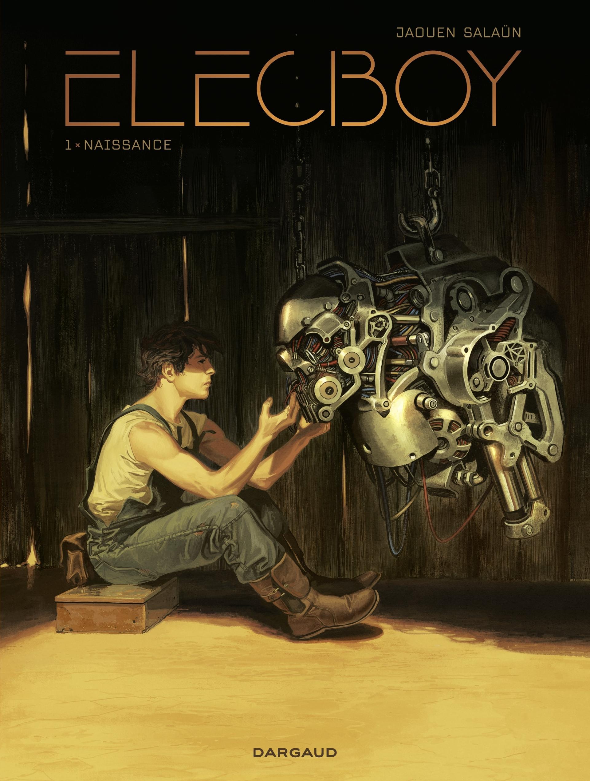 Elecboy 1 - Naissance