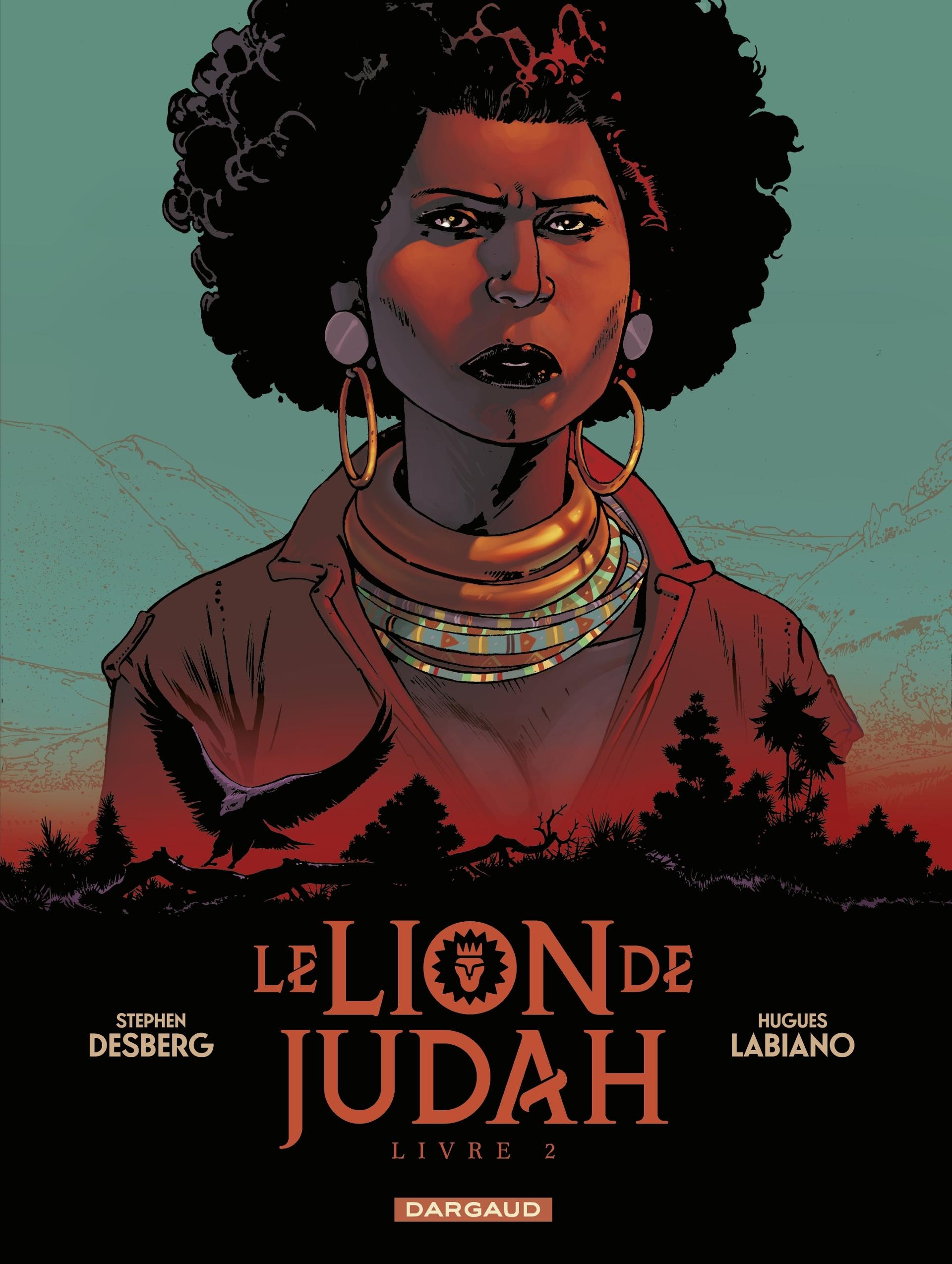 Le Lion de Judah 2 - Livre 2