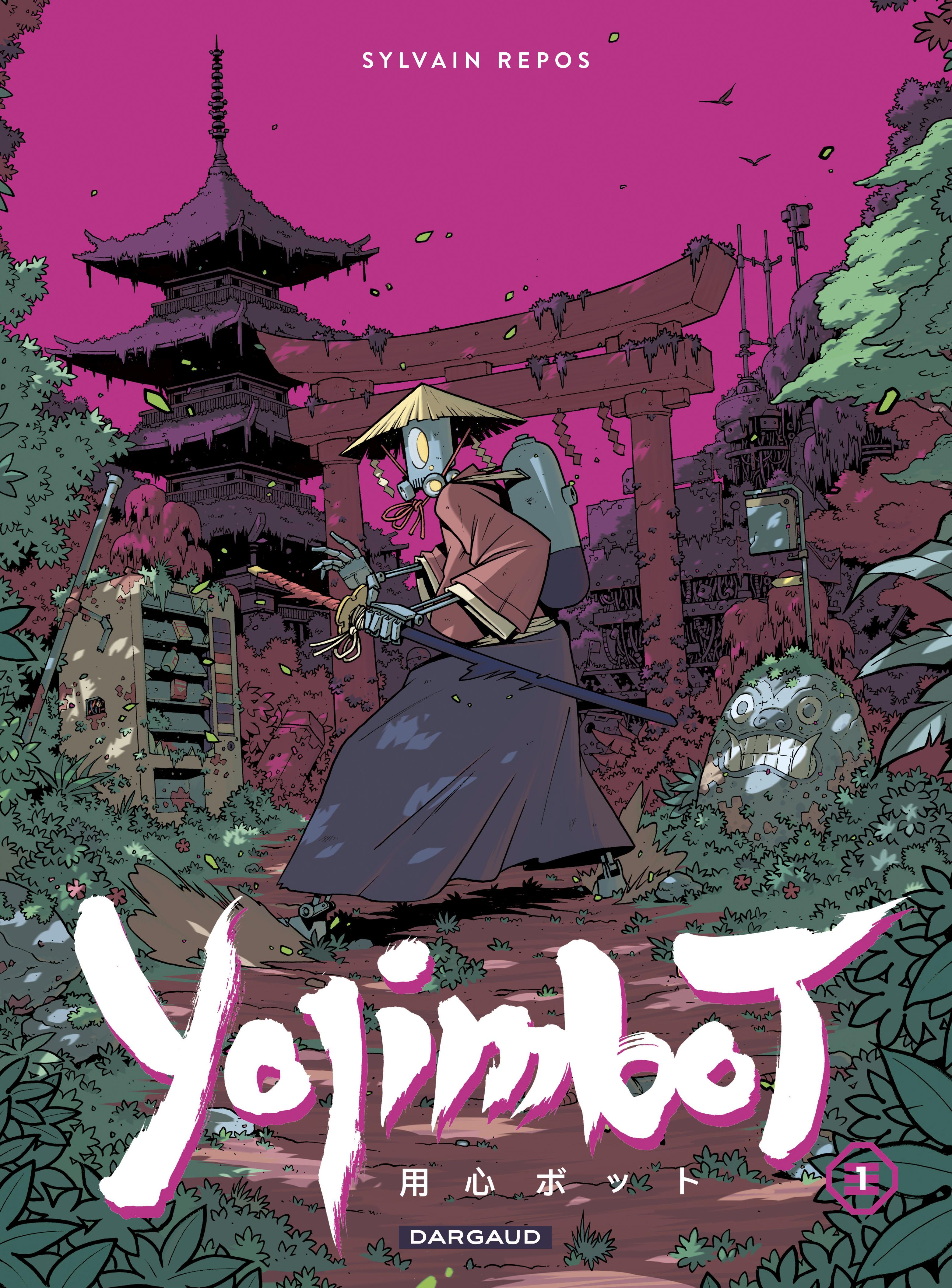 Yojimbot 1 - Tome 1