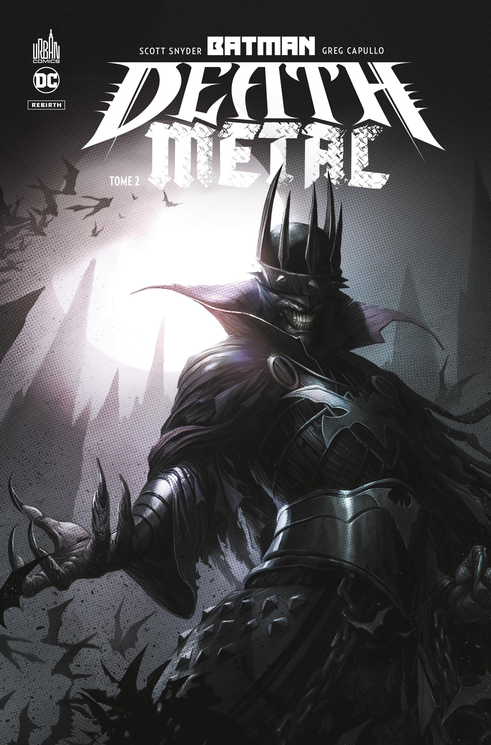 Dark Nights - Death Metal 2