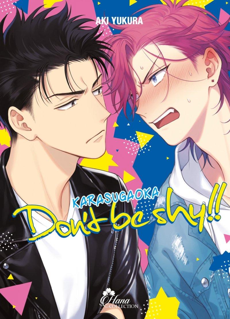 Karasugaoka Don't be shy 1