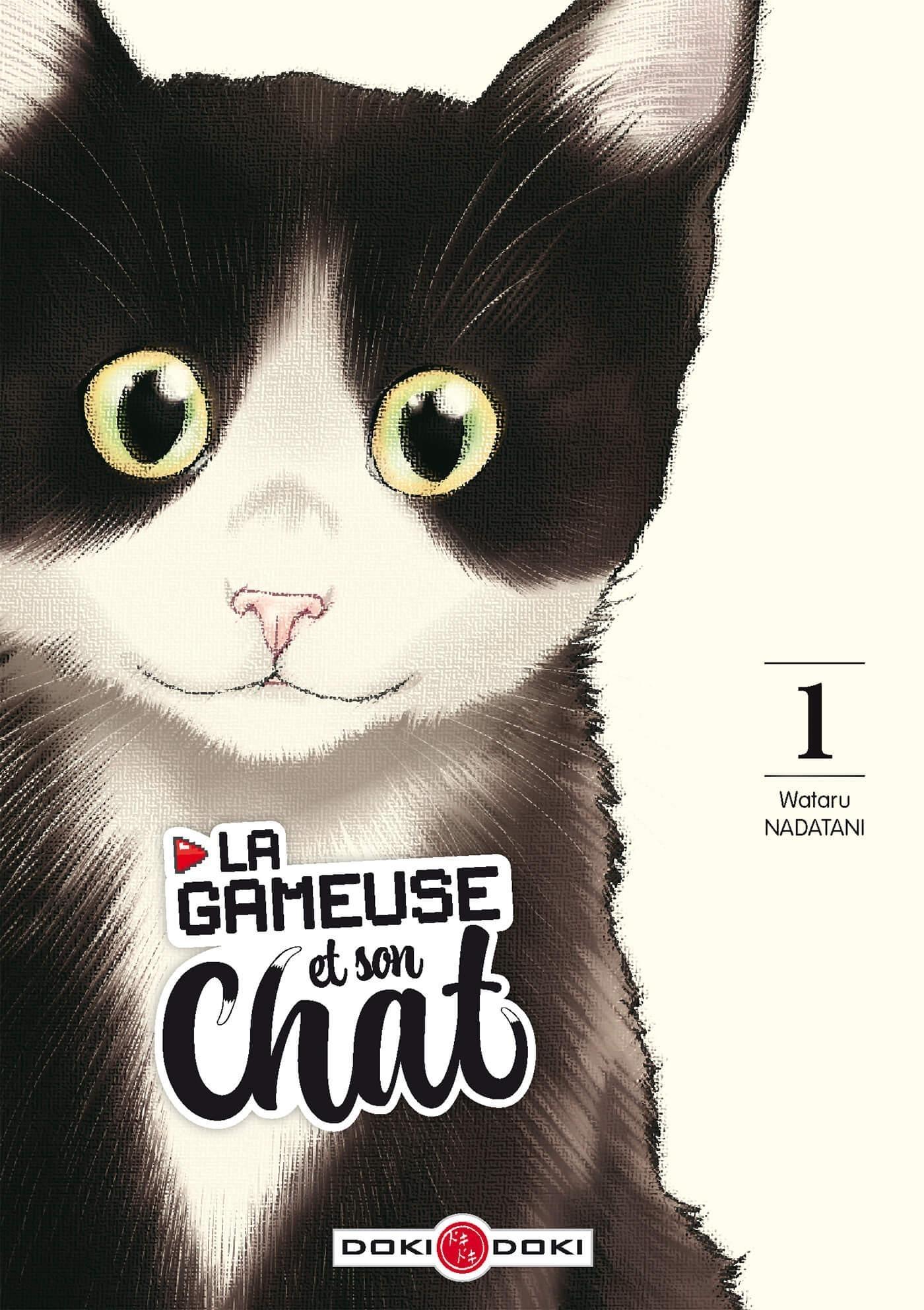 La Gameuse et son Chat 1