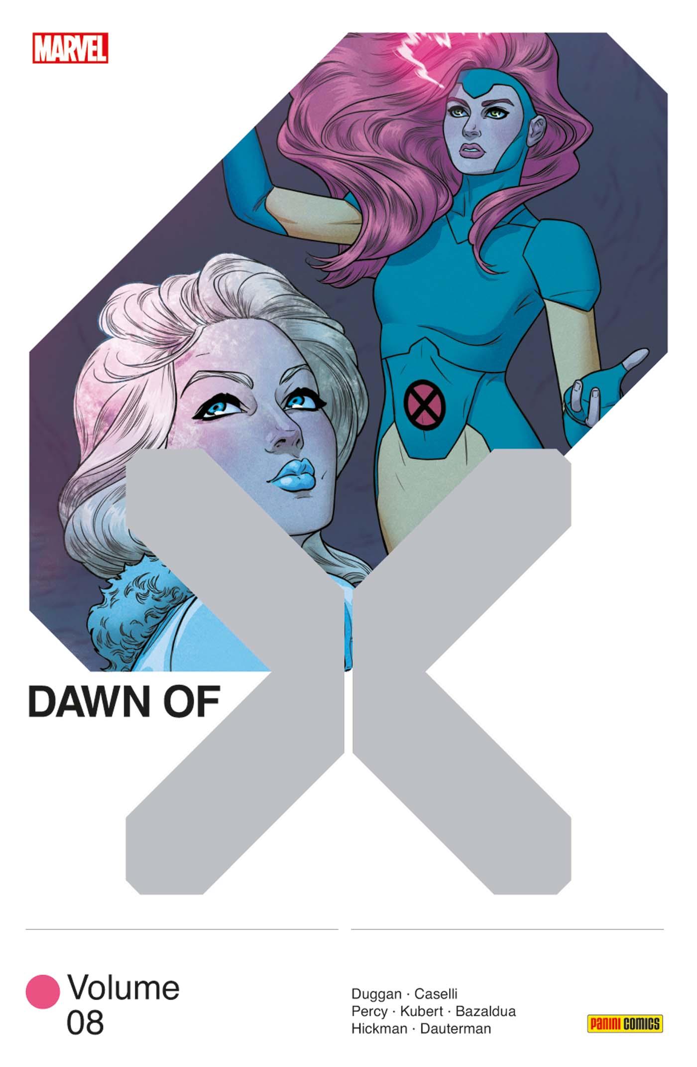 Dawn Of X 8