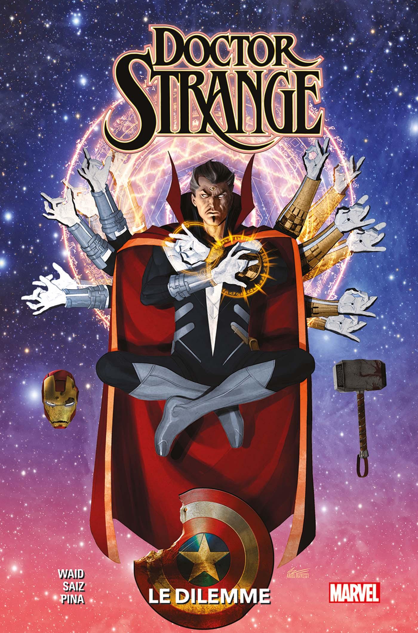 Docteur Strange 4 - Le Dilemme