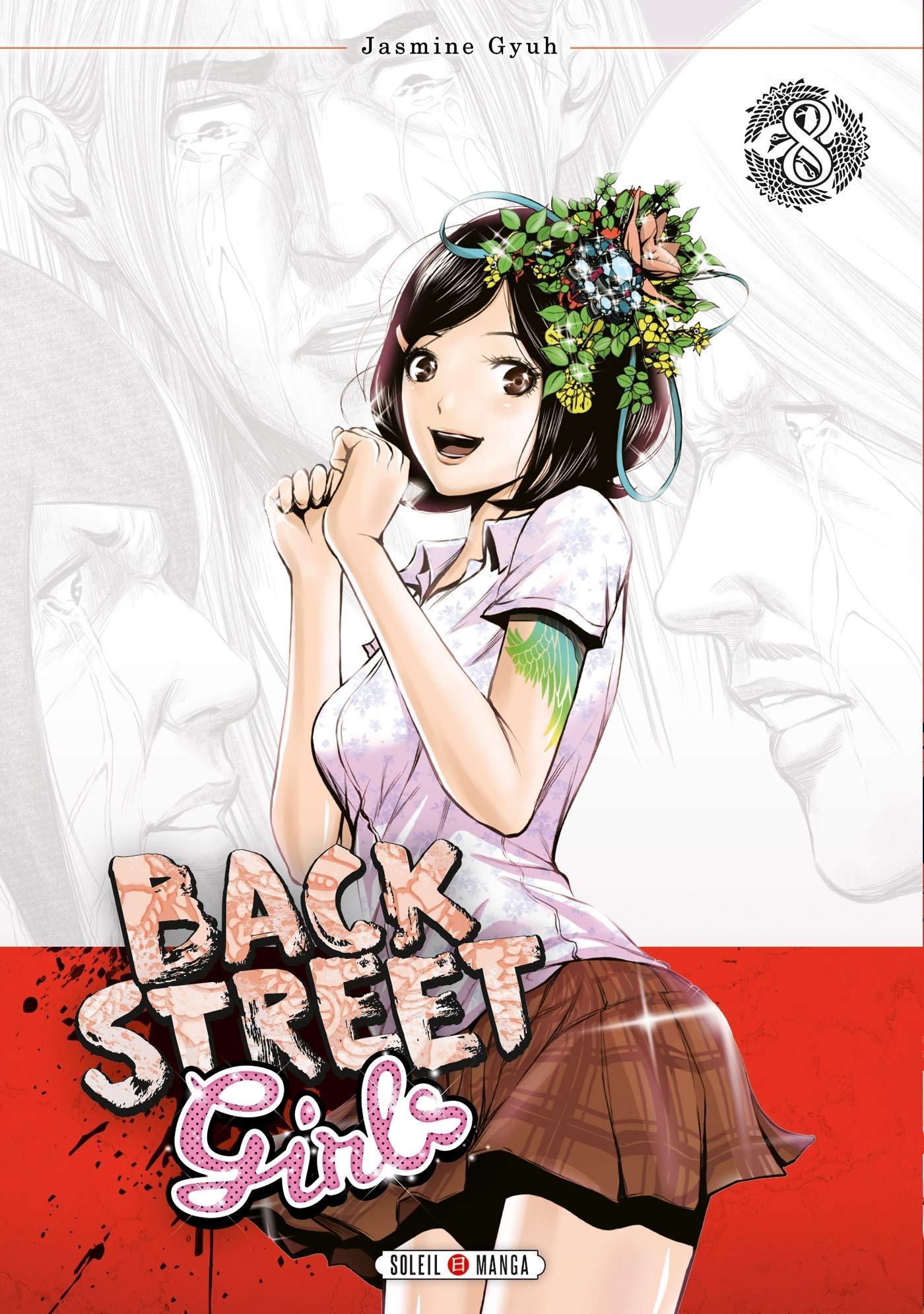 Back Street Girls 8