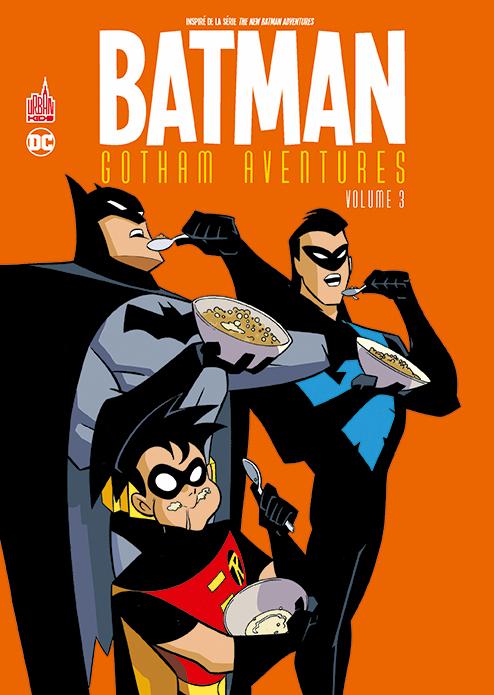 Batman Gotham Aventures 3