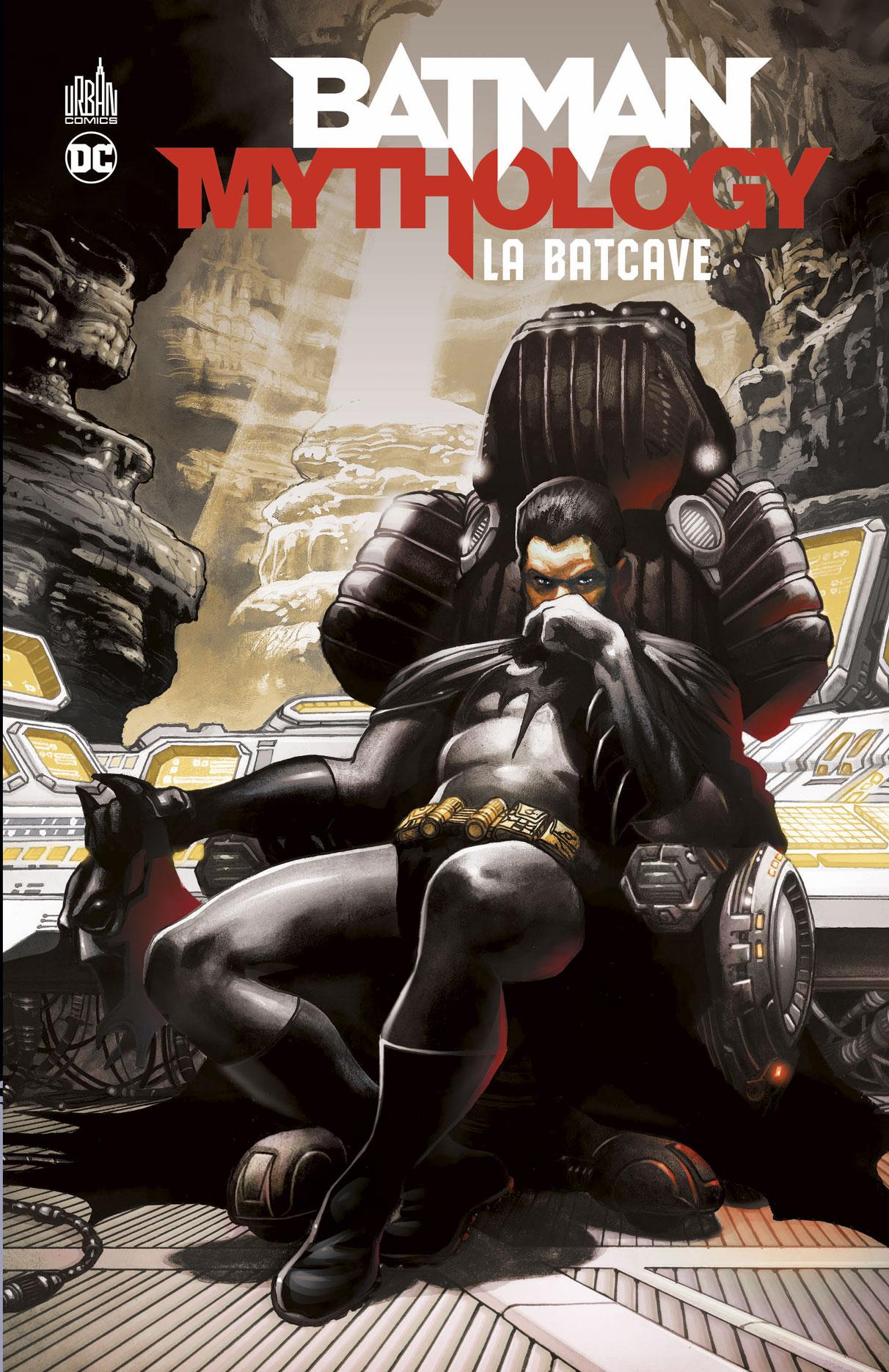 Batman mythology - la batcave 1