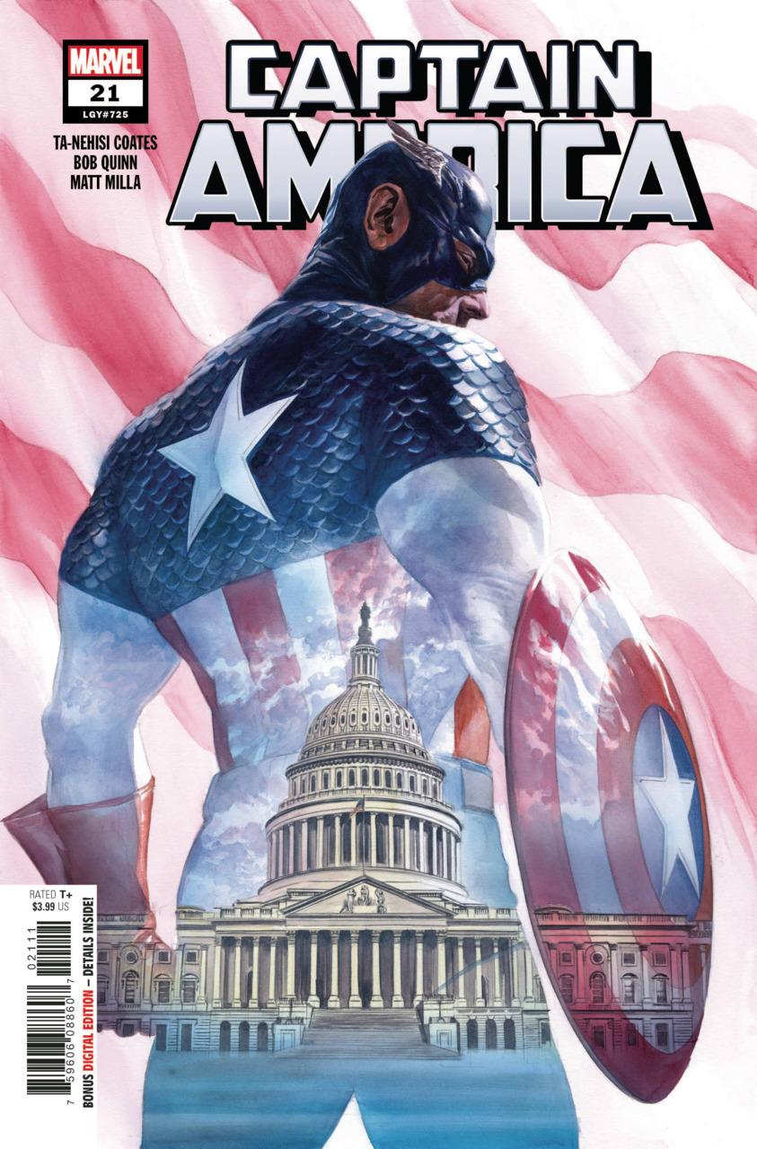 Captain America 21