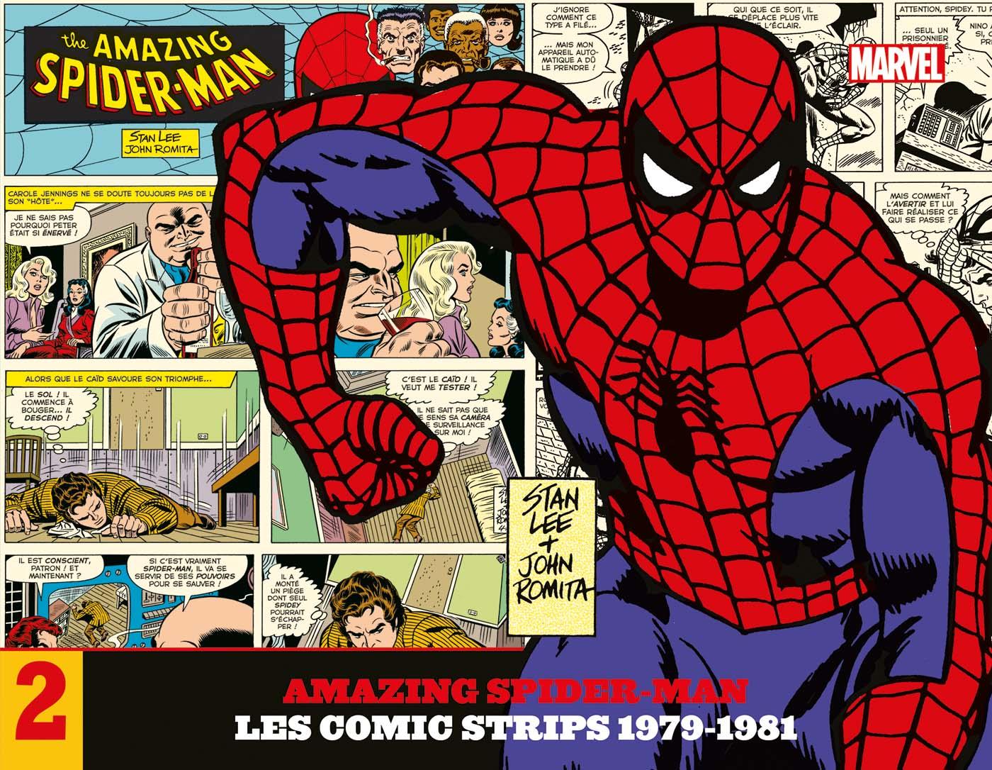 Amazing Spider-Man - Les comic strips 2 - 1979 - 1981