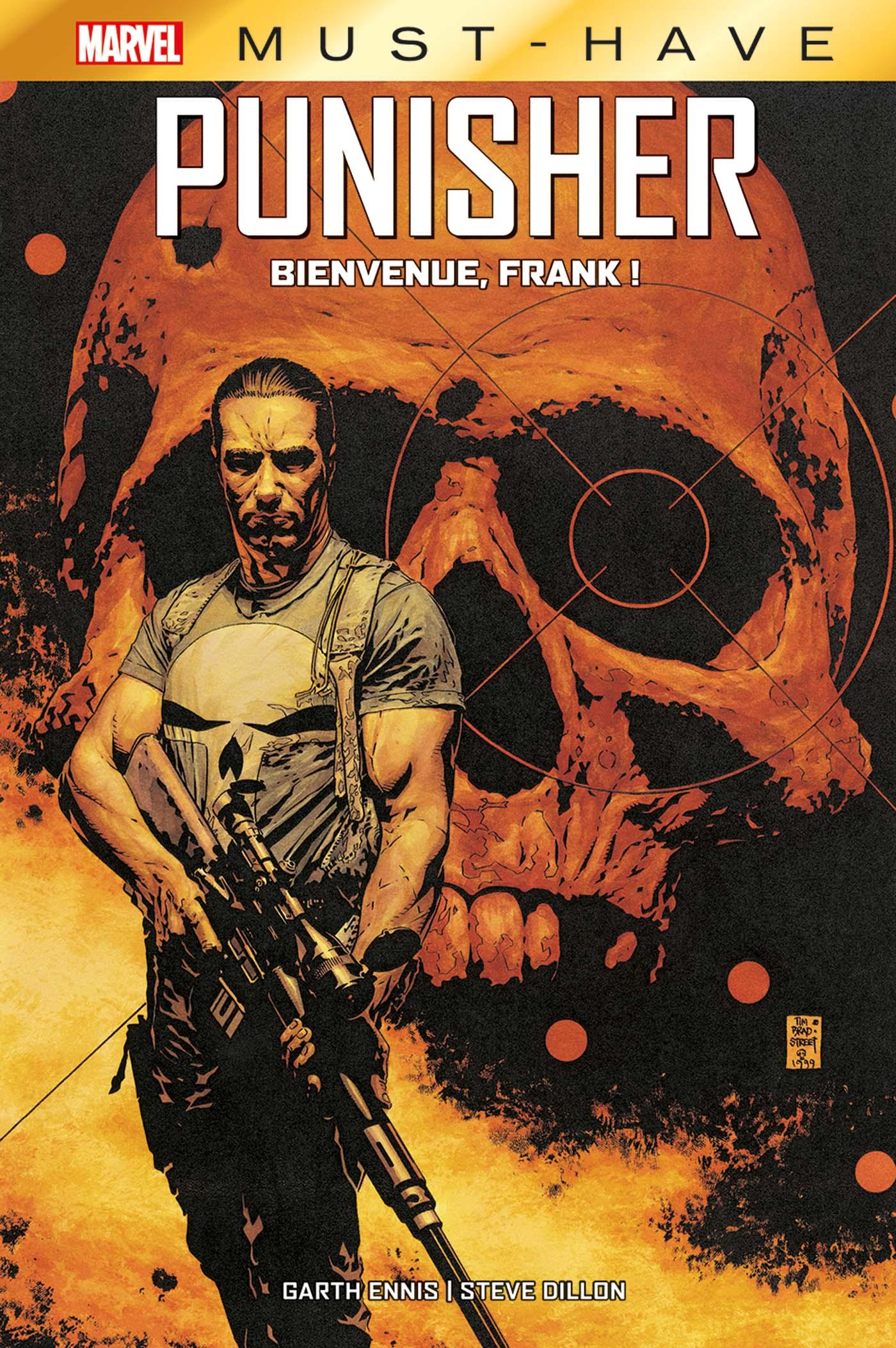 Punisher - Bienvenue, Frank 1