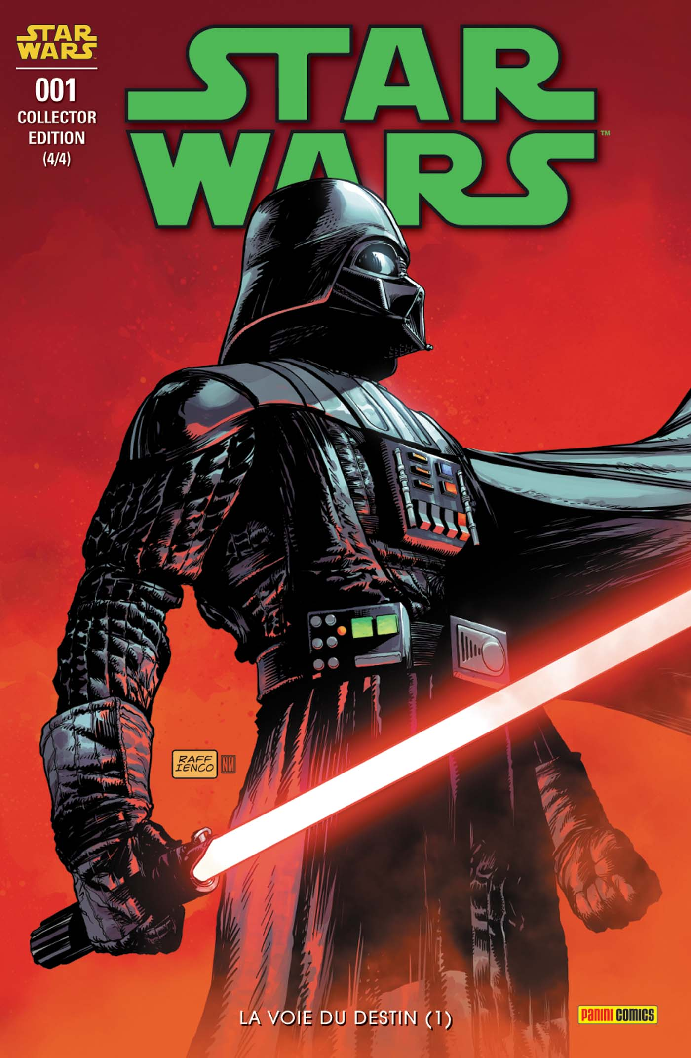 Star Wars 1 - Couverture collector 4/4