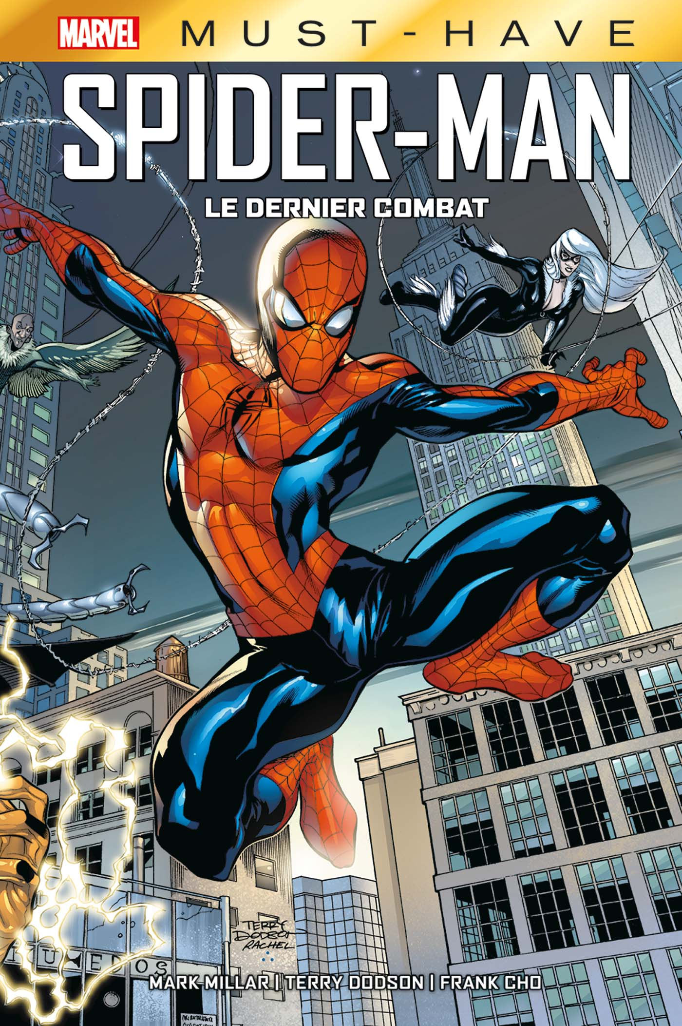 Marvel Knights - Spider-man - Le dernier combat 1