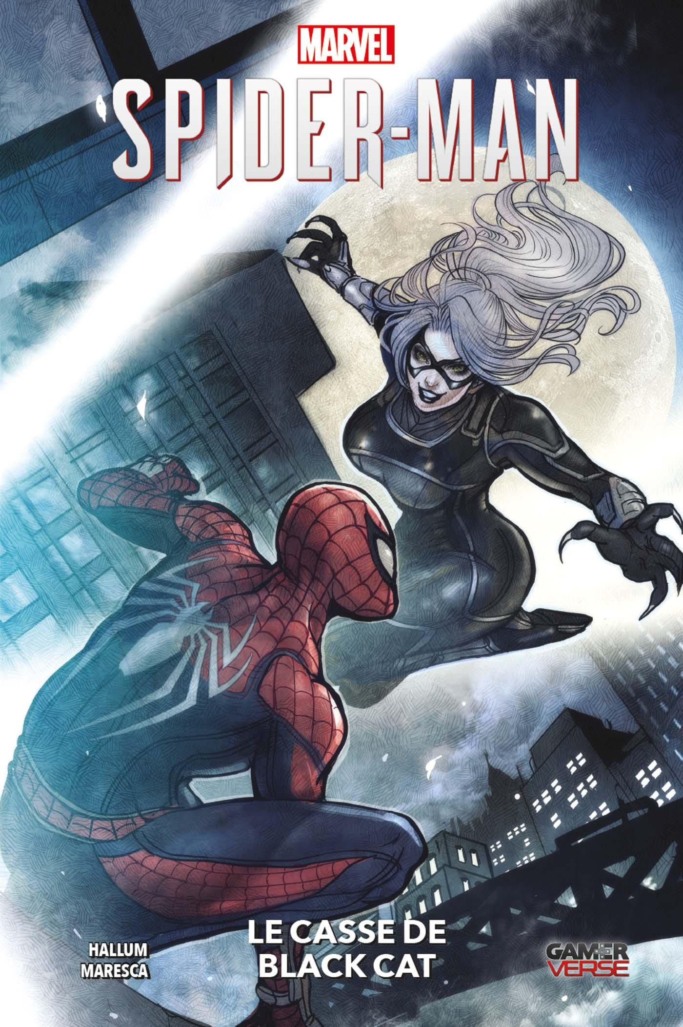 Marvel's Spider-Man - Le casse de Black Cat 1