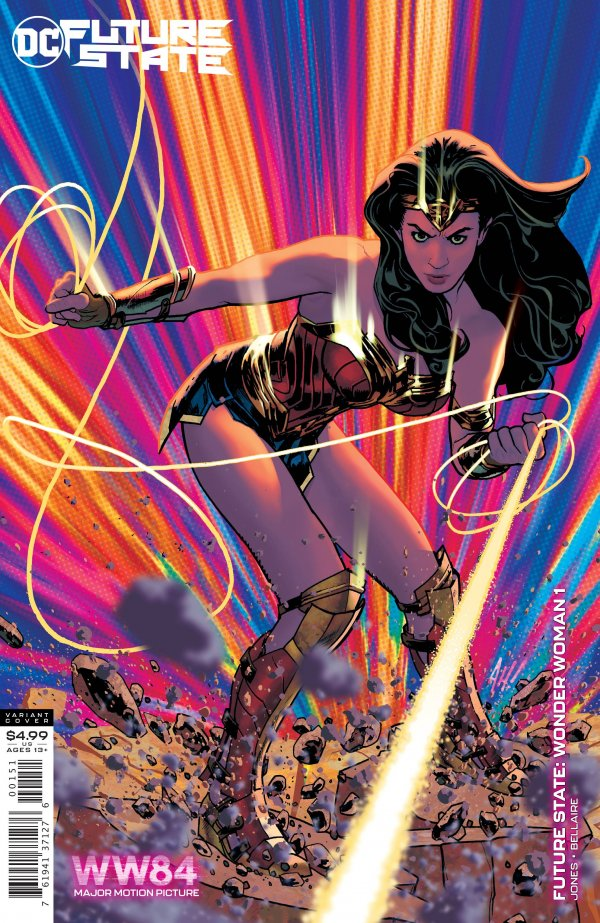 Future State: Wonder Woman 1 - 1 - cover #5