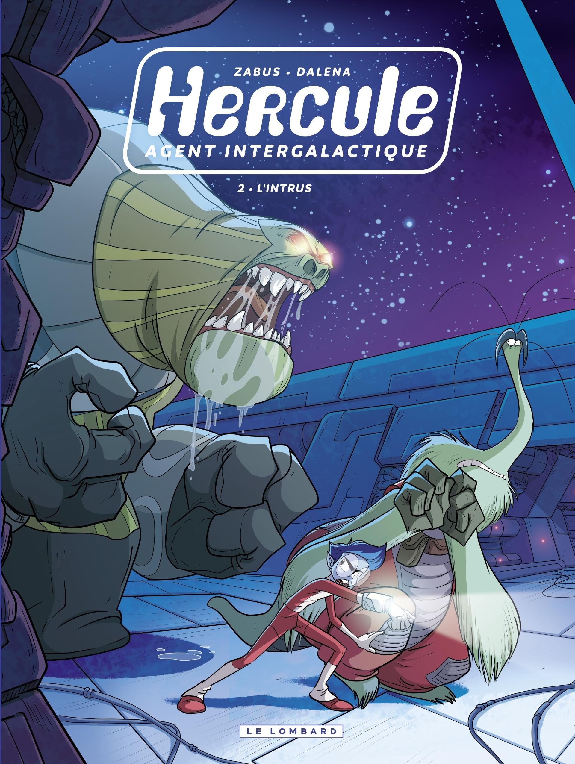 Hercule, agent intergalactique 2 - L'intrus