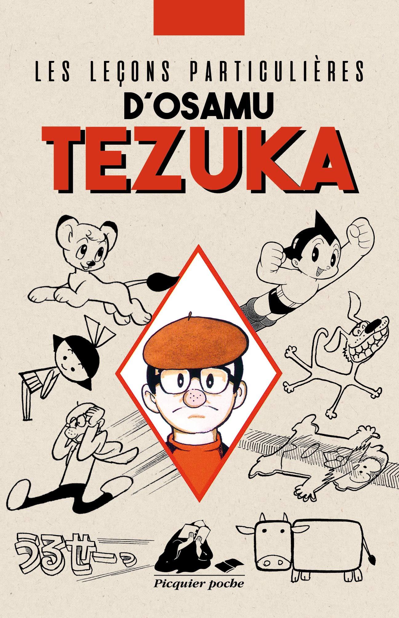 Les Leçons particulières d'Osamu Tezuka 1