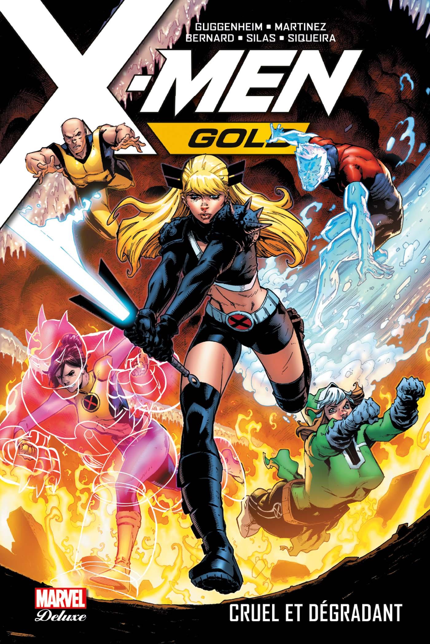 X-Men - Gold 3