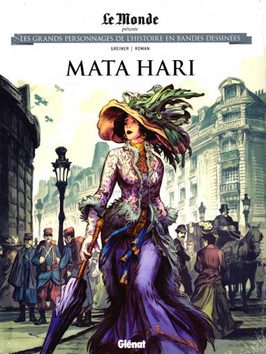 Les grands personnages de l'histoire en bandes dessinées 51 - Mata Hari