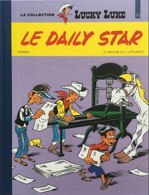 Lucky Luke 0 - Le Daily Star