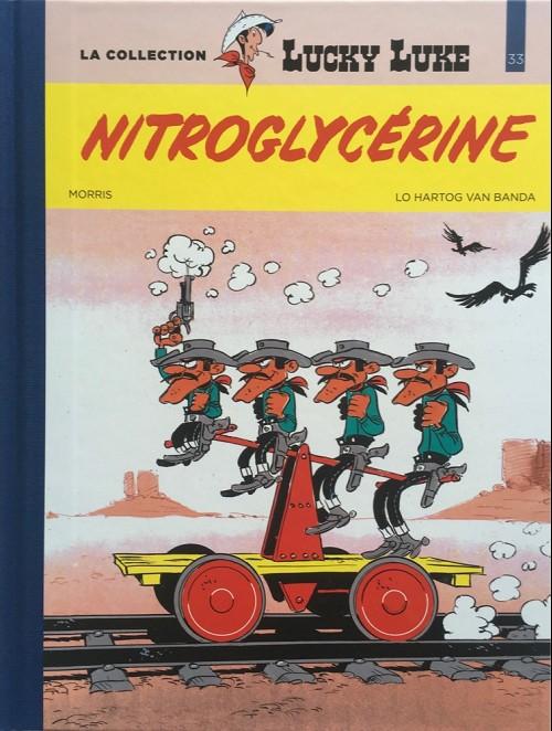 Lucky Luke 33 - Nitroglycérine