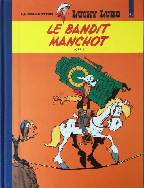 Lucky Luke 45 - Le bandit manchot