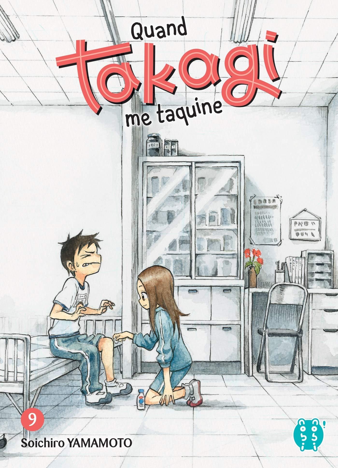Quand Takagi me taquine 9