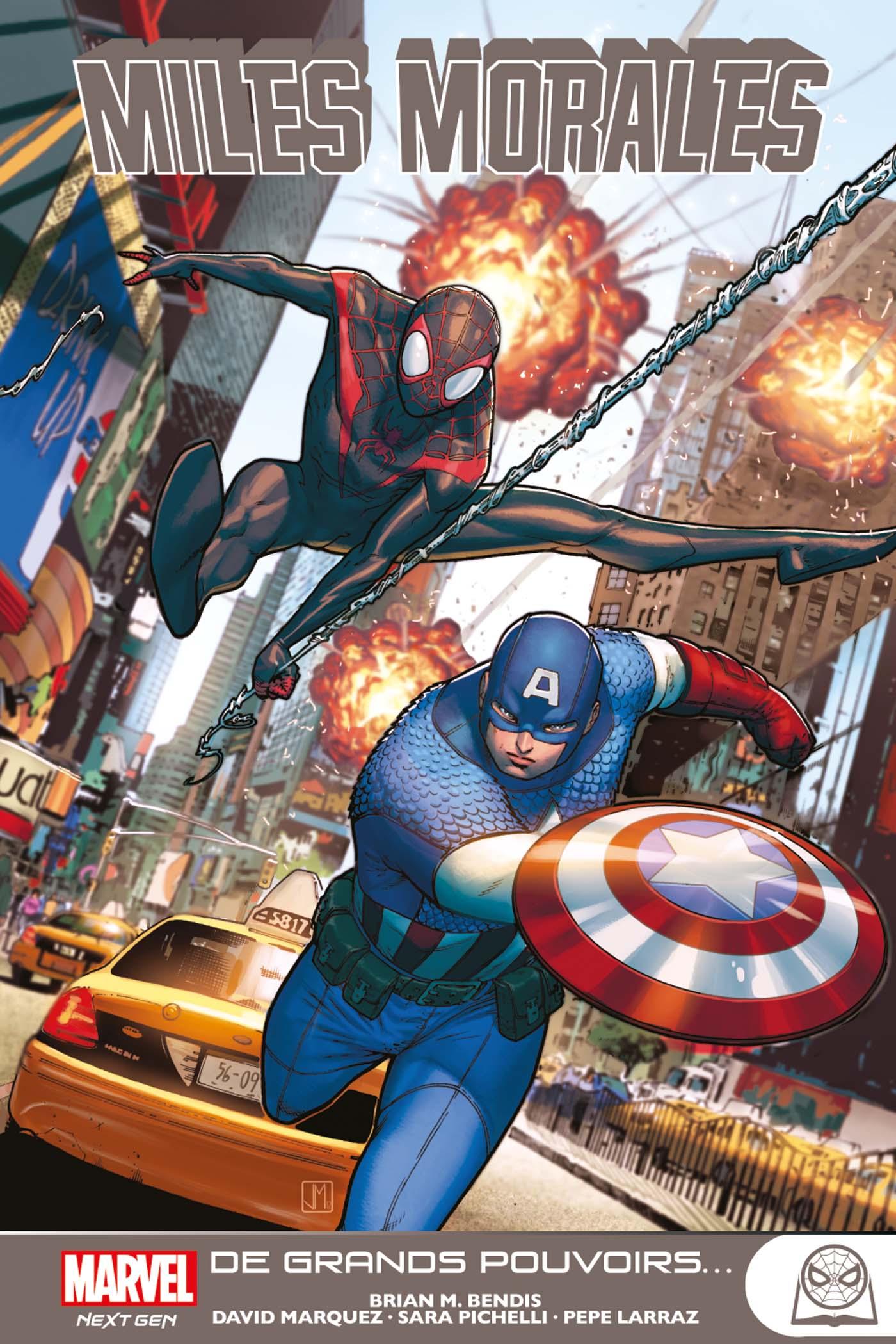 Miles Morales - Ultimate Spider-Man 2 - De grands pouvoirs