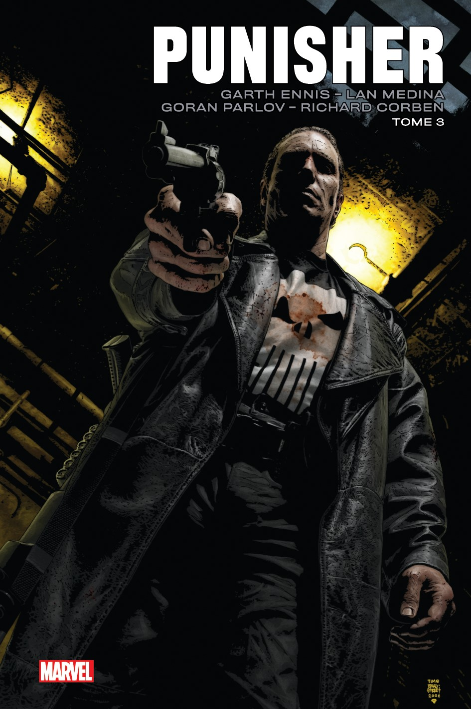 Punisher Max Par Ennis 3