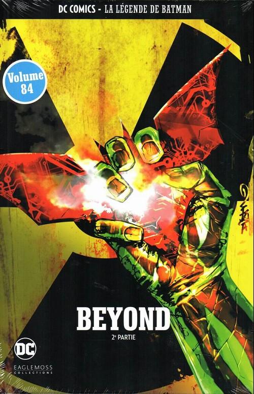 DC Comics - La Légende de Batman 84 - Beyond - 2e partie