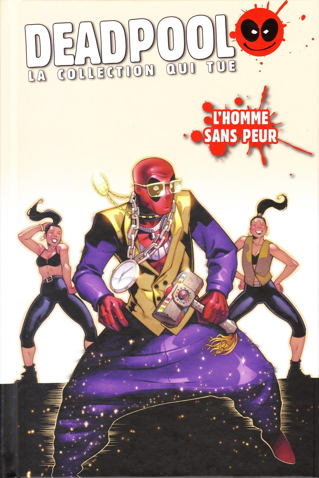 Deadpool - La Collection qui Tue ! 55 - L'Homme sans peur