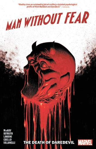 Man Without Fear 1 - The Death of Daredevil