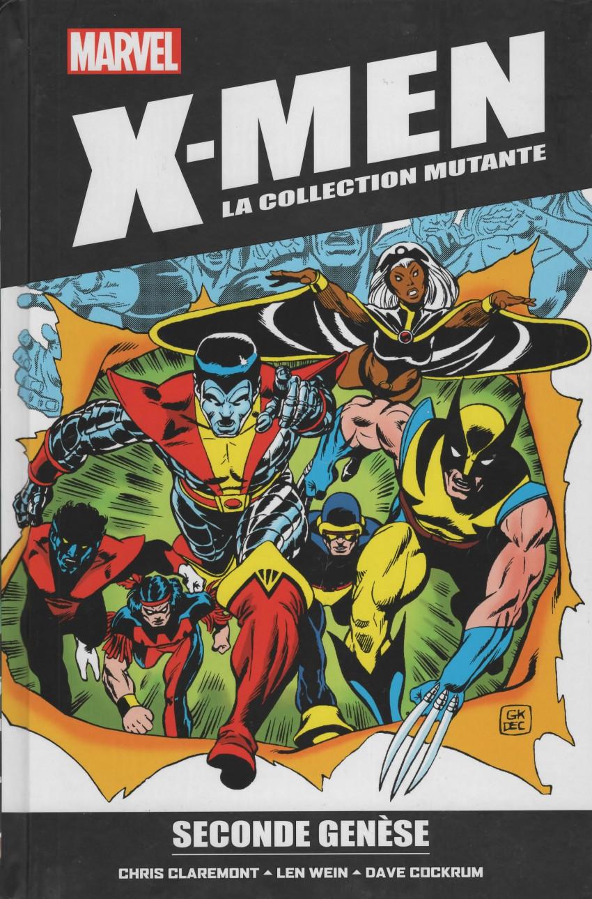 X-men - La collection mutante 1 - seconde genese