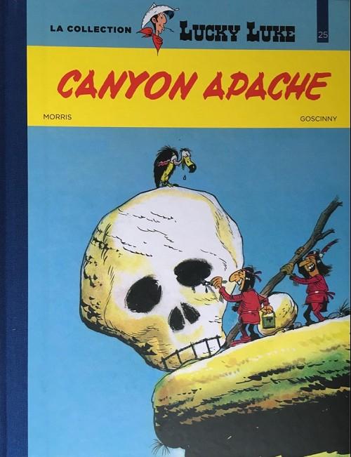Lucky Luke 25 - Canyon apache