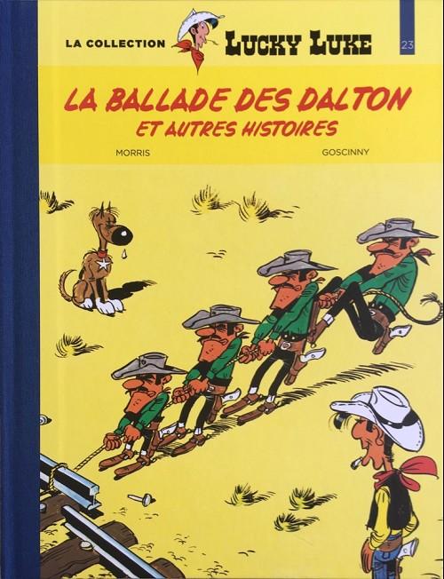 Lucky Luke 23 - La ballade des Dalton