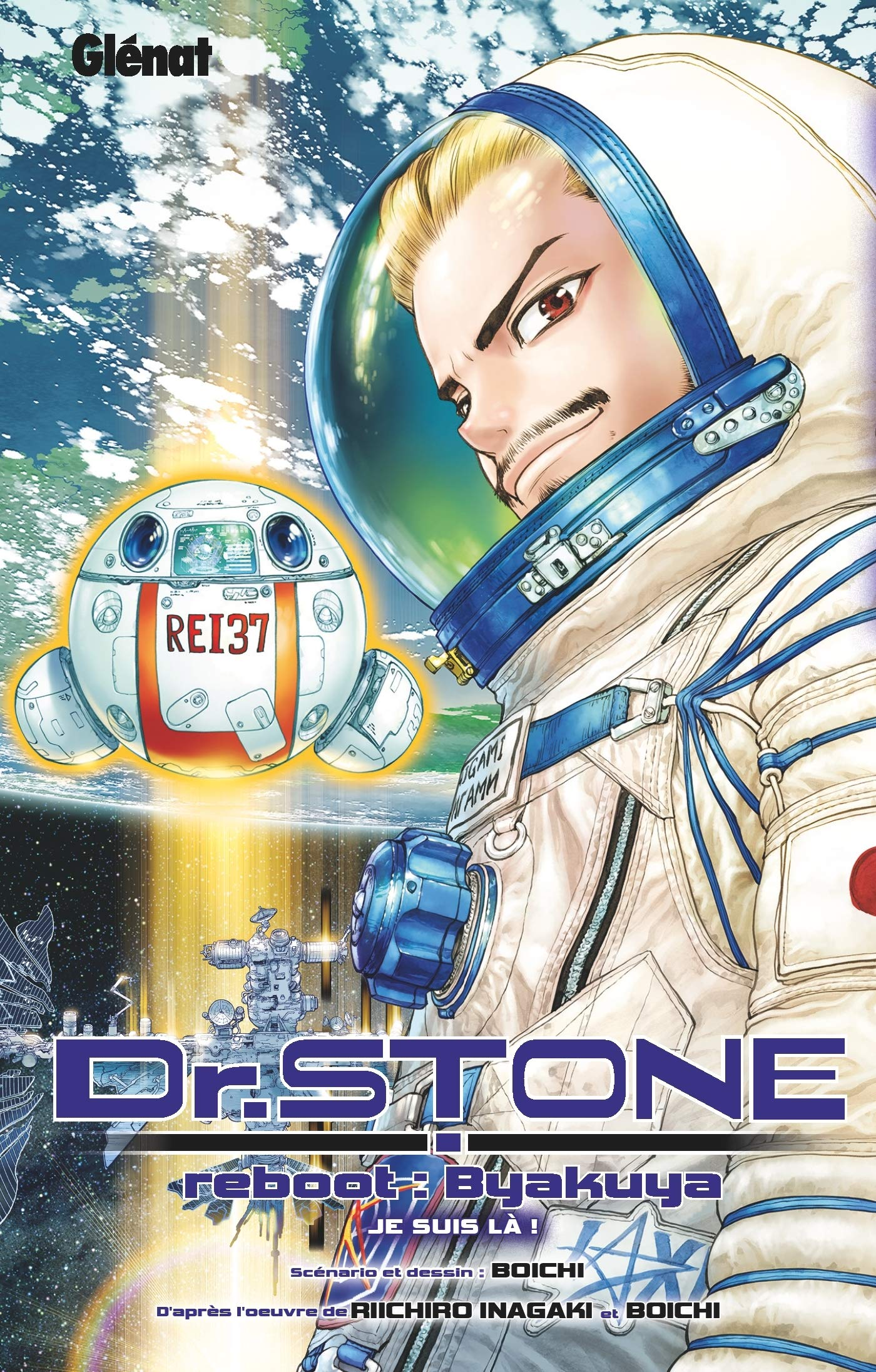 Dr.Stone : Reboot - Byakuya 1