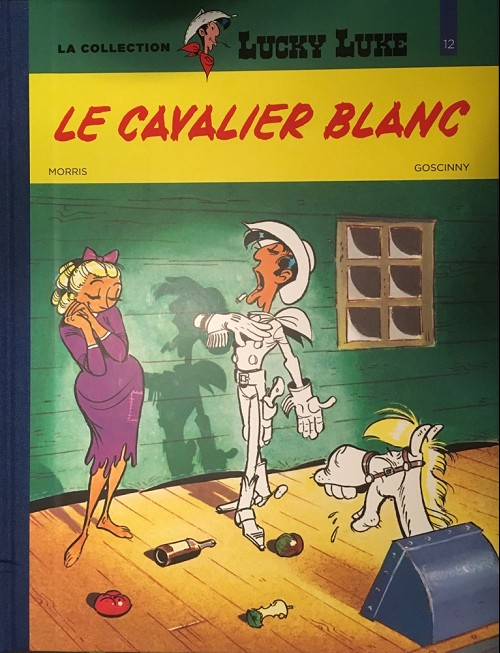 Lucky Luke 12 - Le cavalier blanc