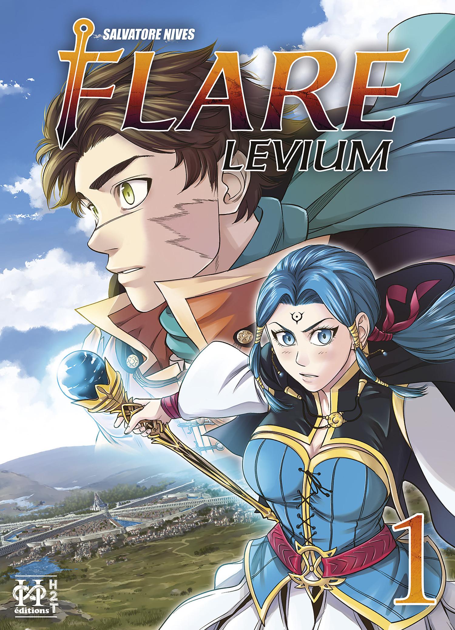 Flare Levium 1