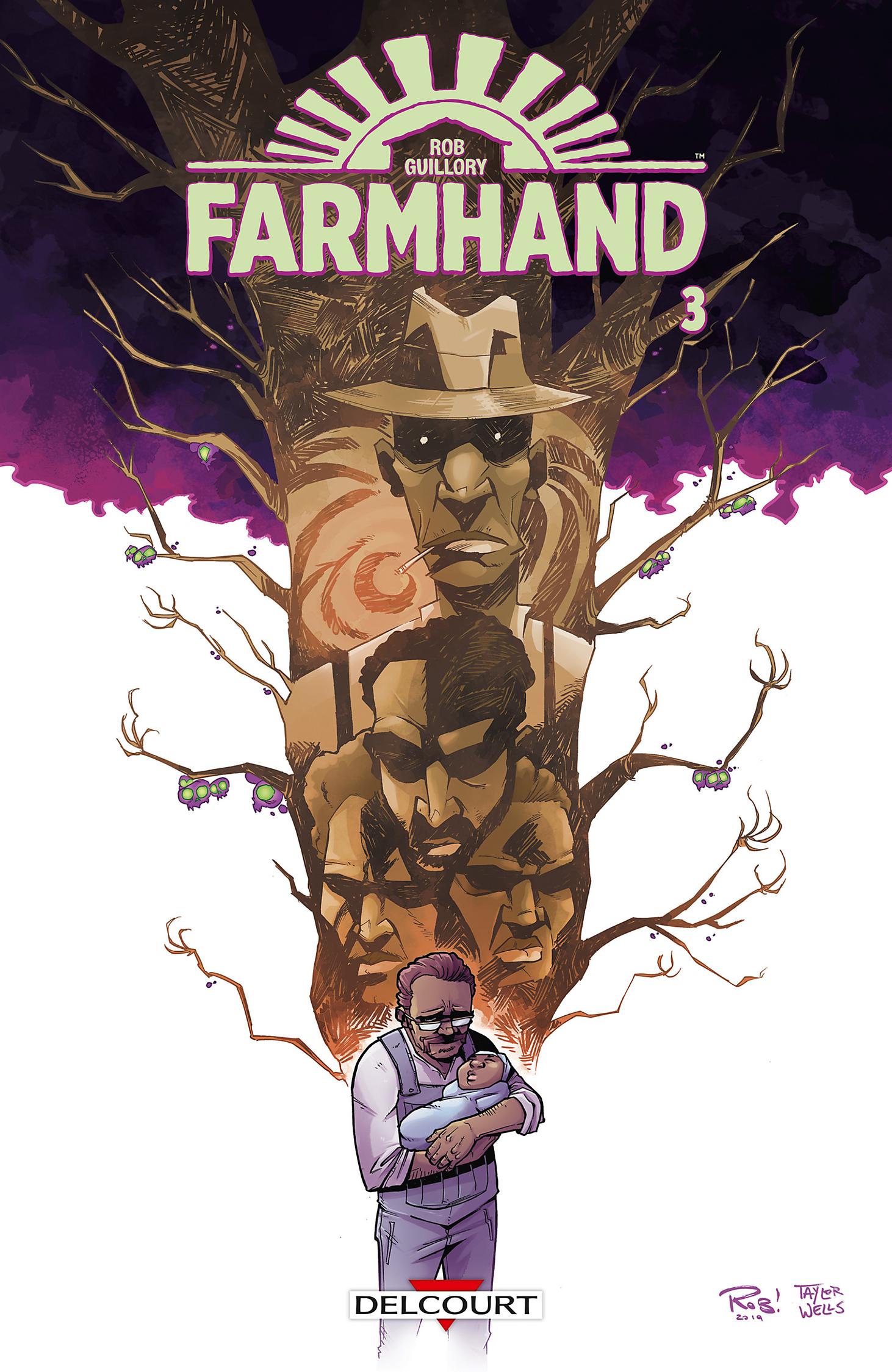 Farmhand 3 - Farmhand T03