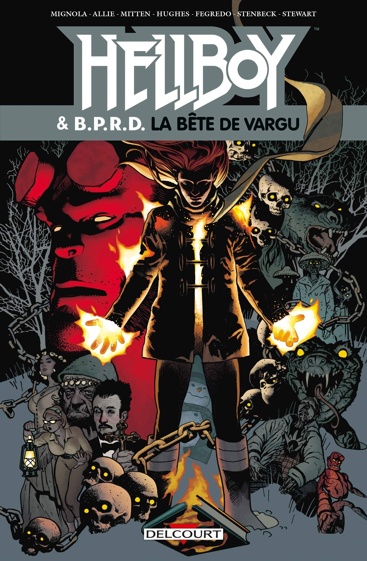 Hellboy and the B.P.R.D. 6