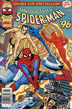 Untold tales of Spider-Man 1 - 1996