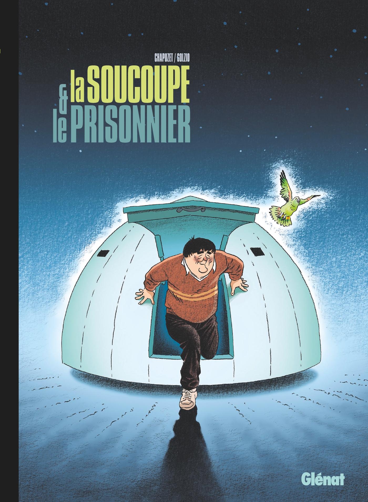 La soucoupe et le prisonnier 1