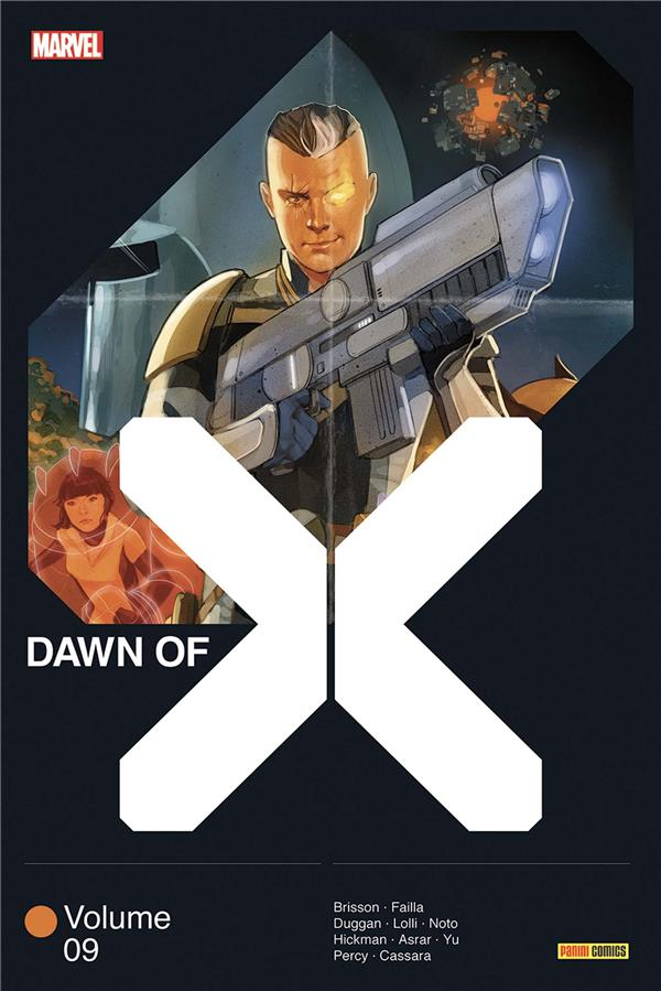 Dawn Of X 9