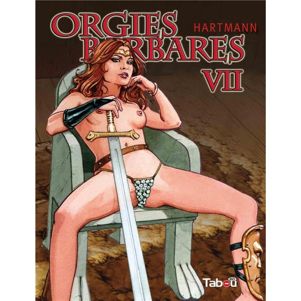 Orgies Barbares 7