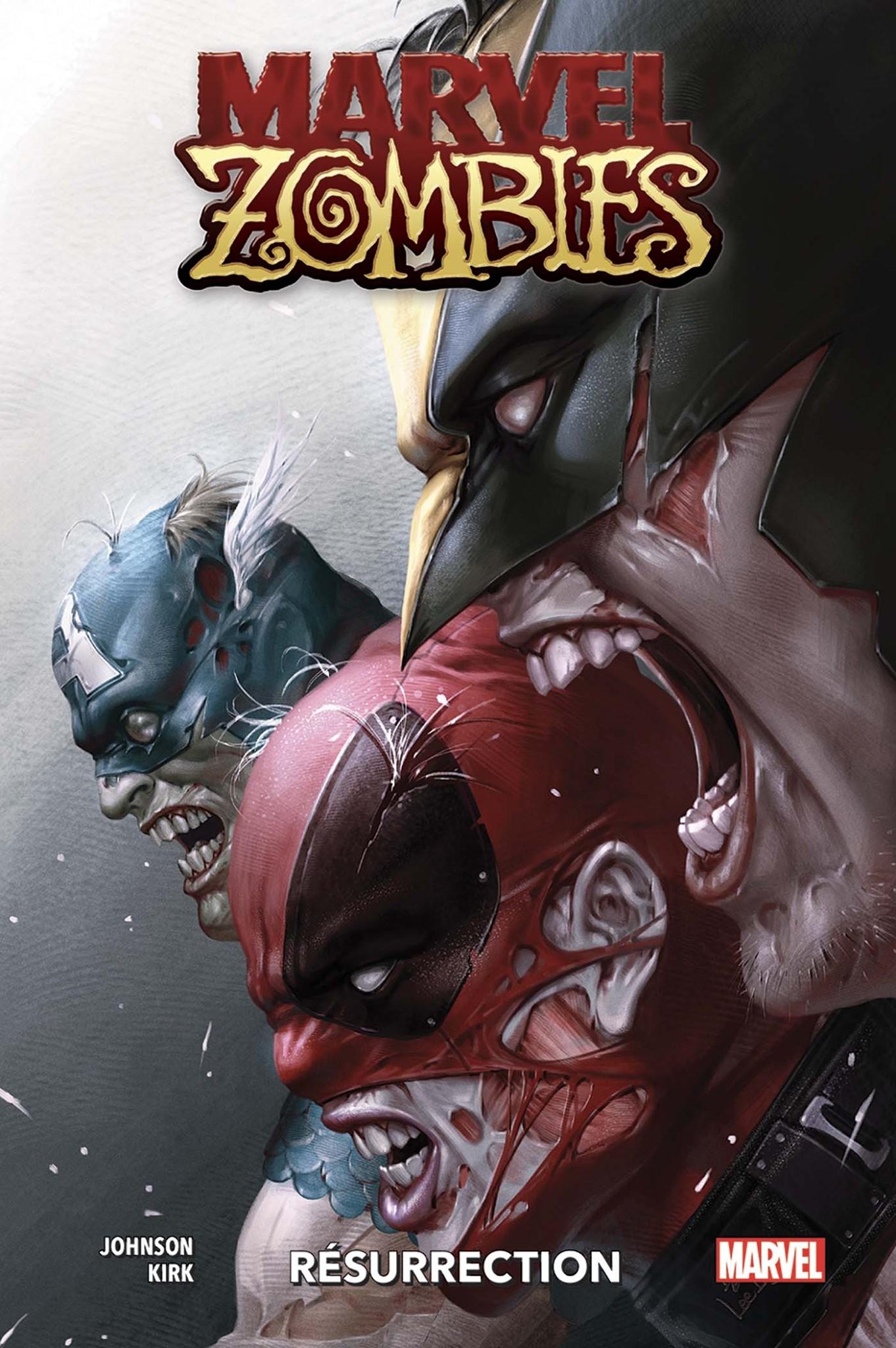 Marvel Zombies - Resurrection 1