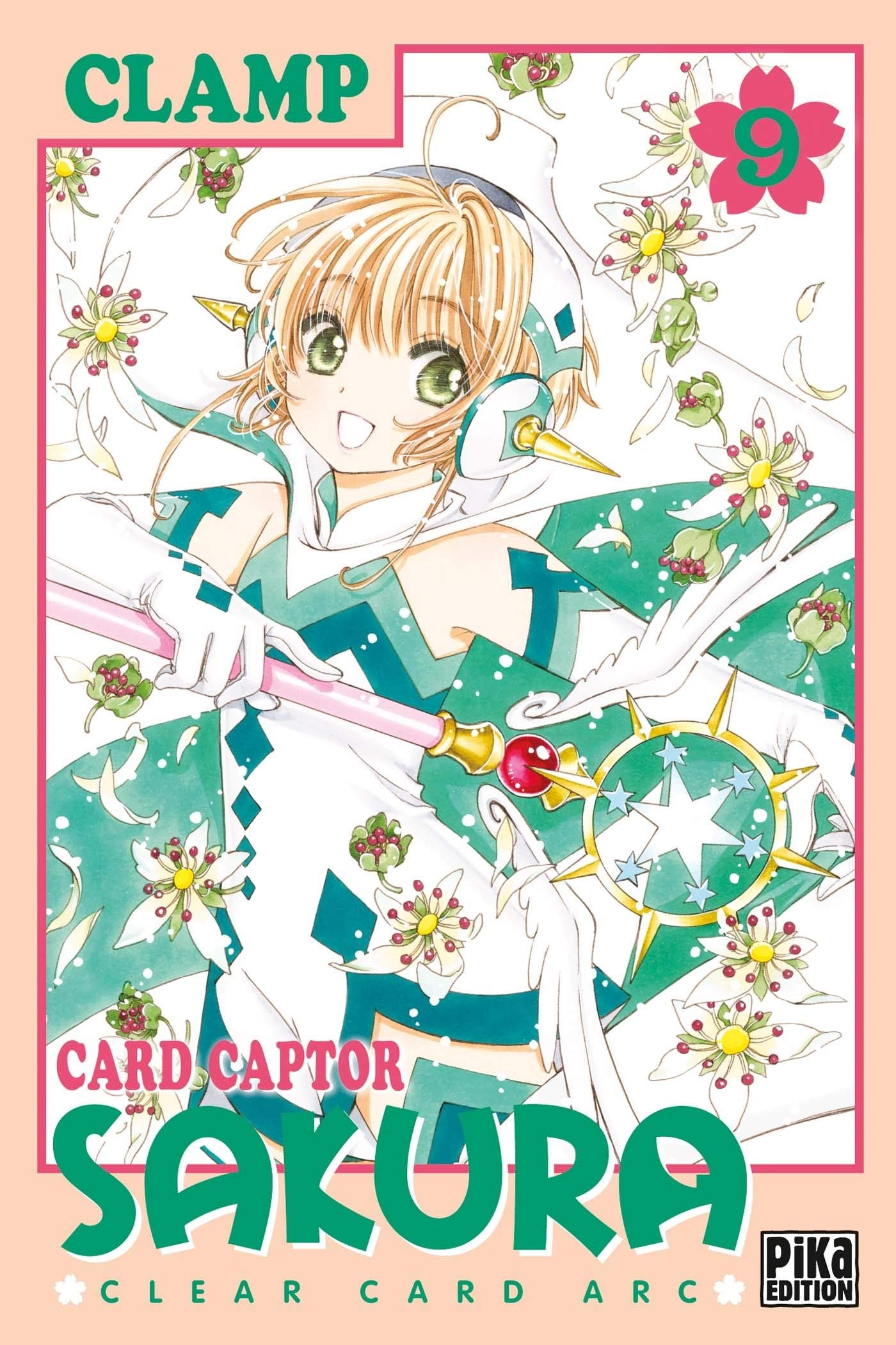 Card captor Sakura - Clear Card Arc 9