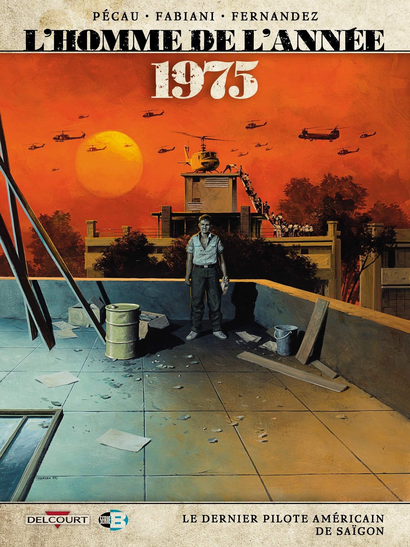 L'Homme de l'année 17 - 1975