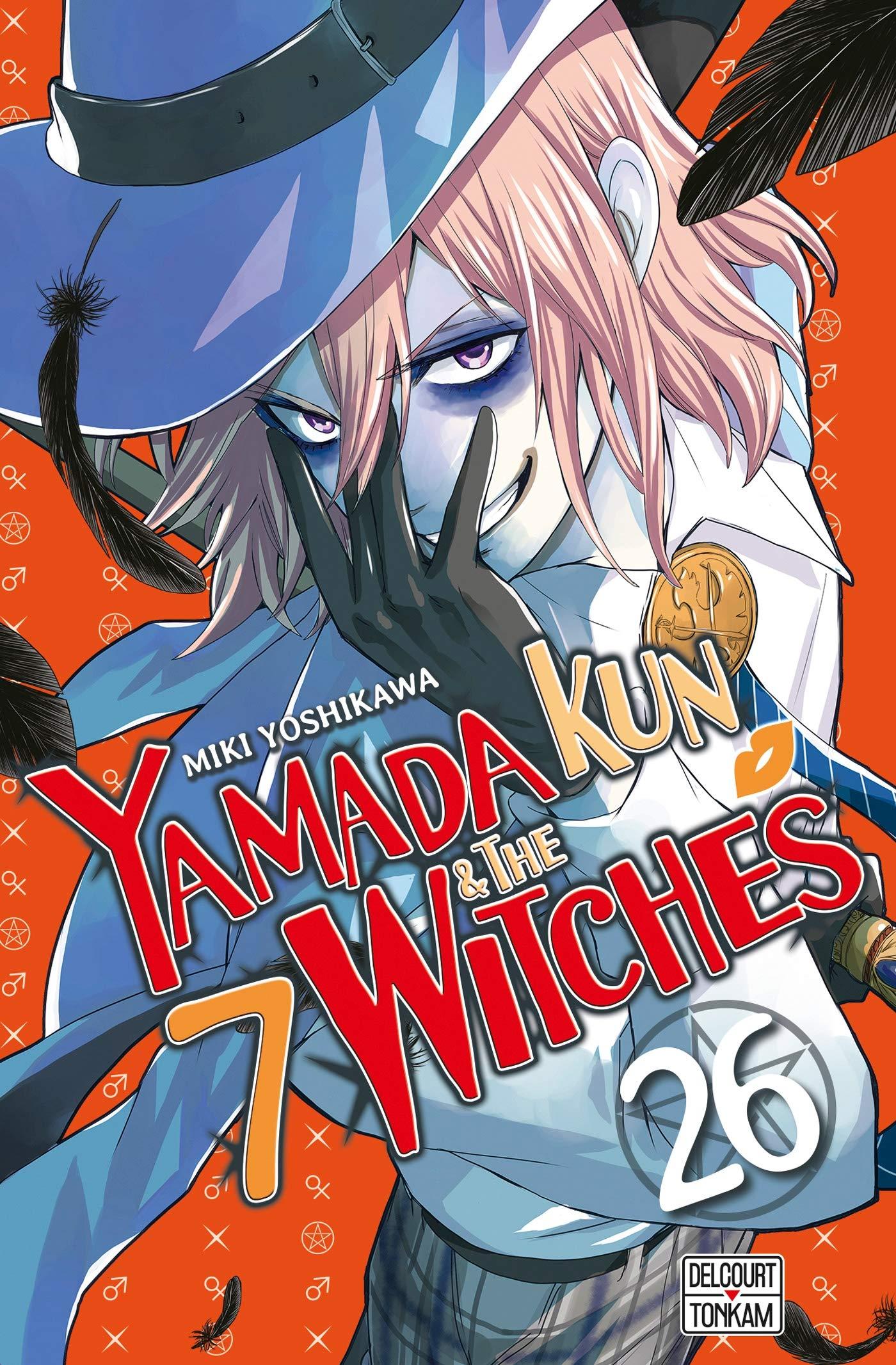 Yamada kun & The 7 Witches 26