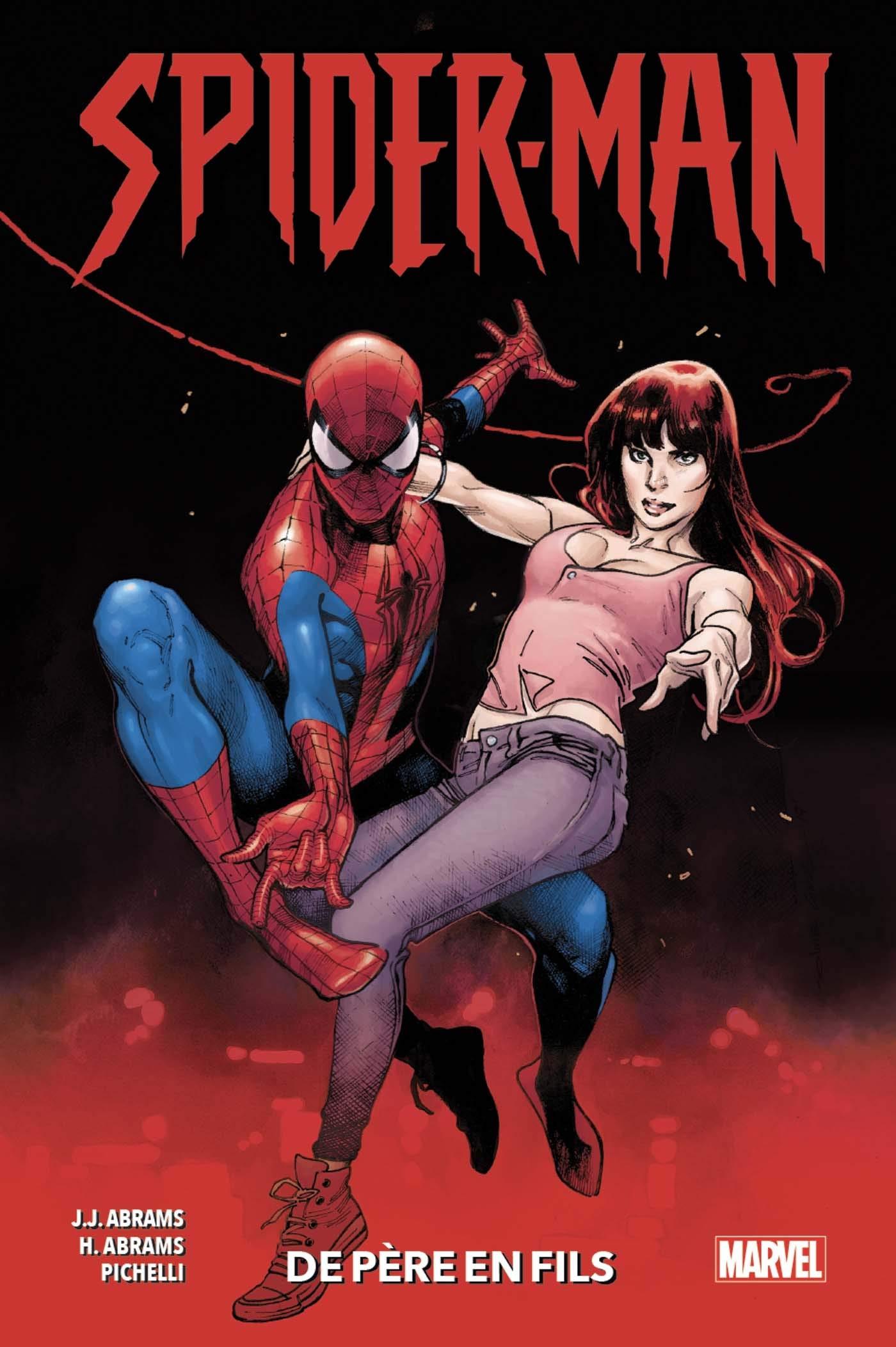 Spider-man - De père en fils 1
